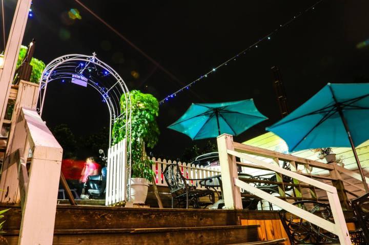 基隆|美食|浪漫海夜景餐廳-後山海景咖啡